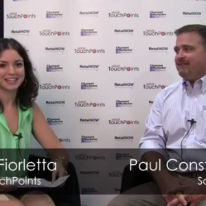 ChannelChat: Paul Constantine, ScanSource