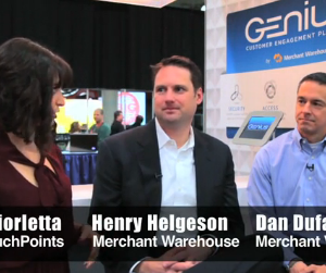 ChannelChat at #NRF13: Henry Helgeson and Dan Dufault, Merchant Warehouse