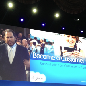 Salesforce CEO Asks: Are You A Customer Company?