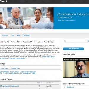 Dell Boosts Partner Engagement With Technical Community