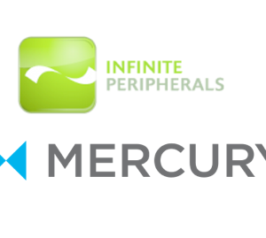 Infinite Peripherals Partners With Mercury Payment Systems
