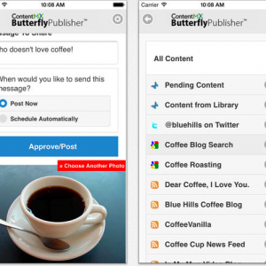 ContentMX Mobile App Enables Seamless Content Sharing
