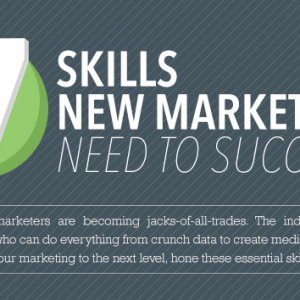 7 Skills New Marketers Need To Succeed [Infographic]
