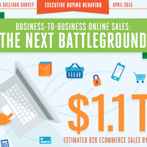 Making The Case For B2B E-Commerce [Infographic]