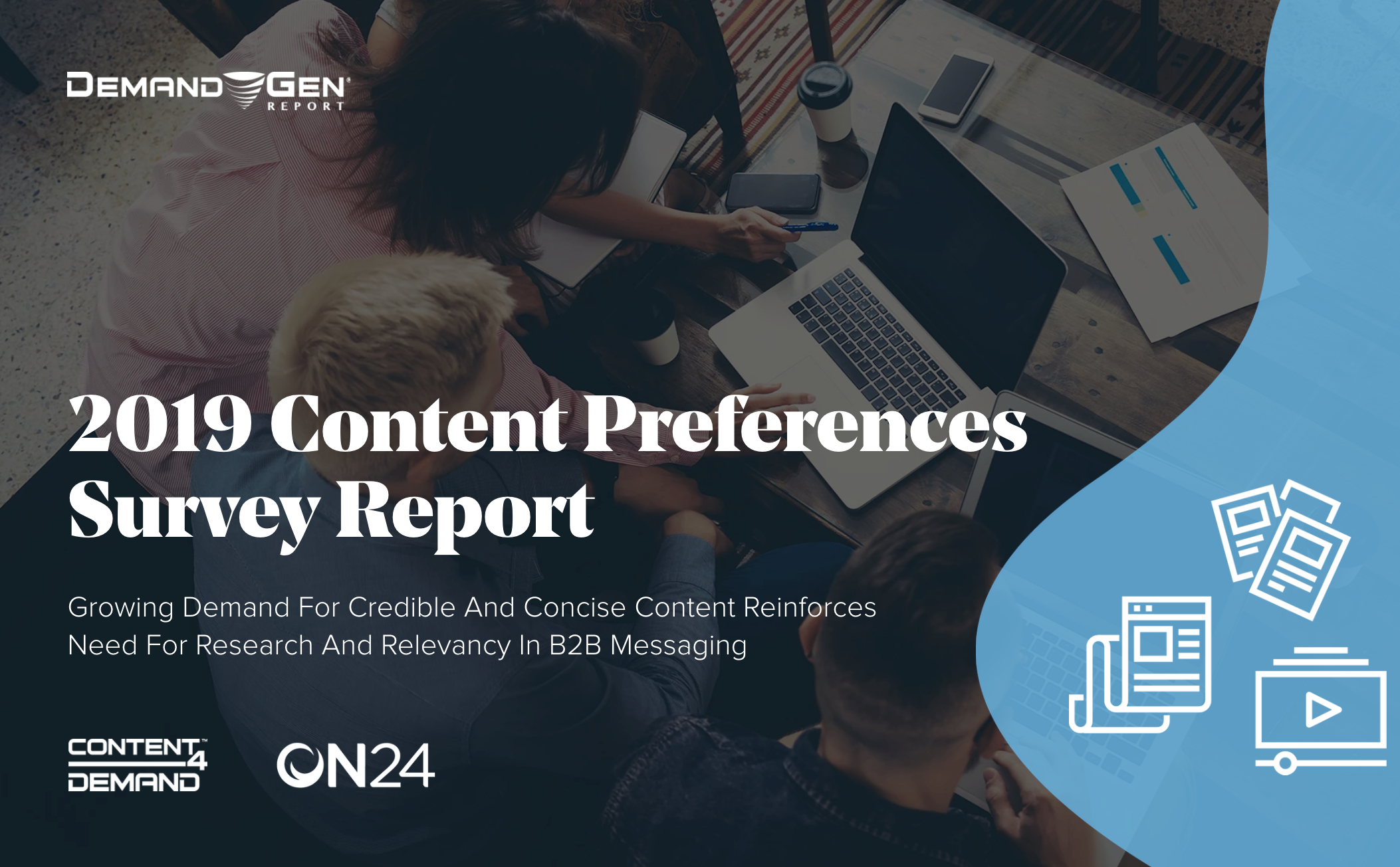 2019 Content Preferences Survey: Buyers Place More Value On Peer Reviews, Third Party Reports
