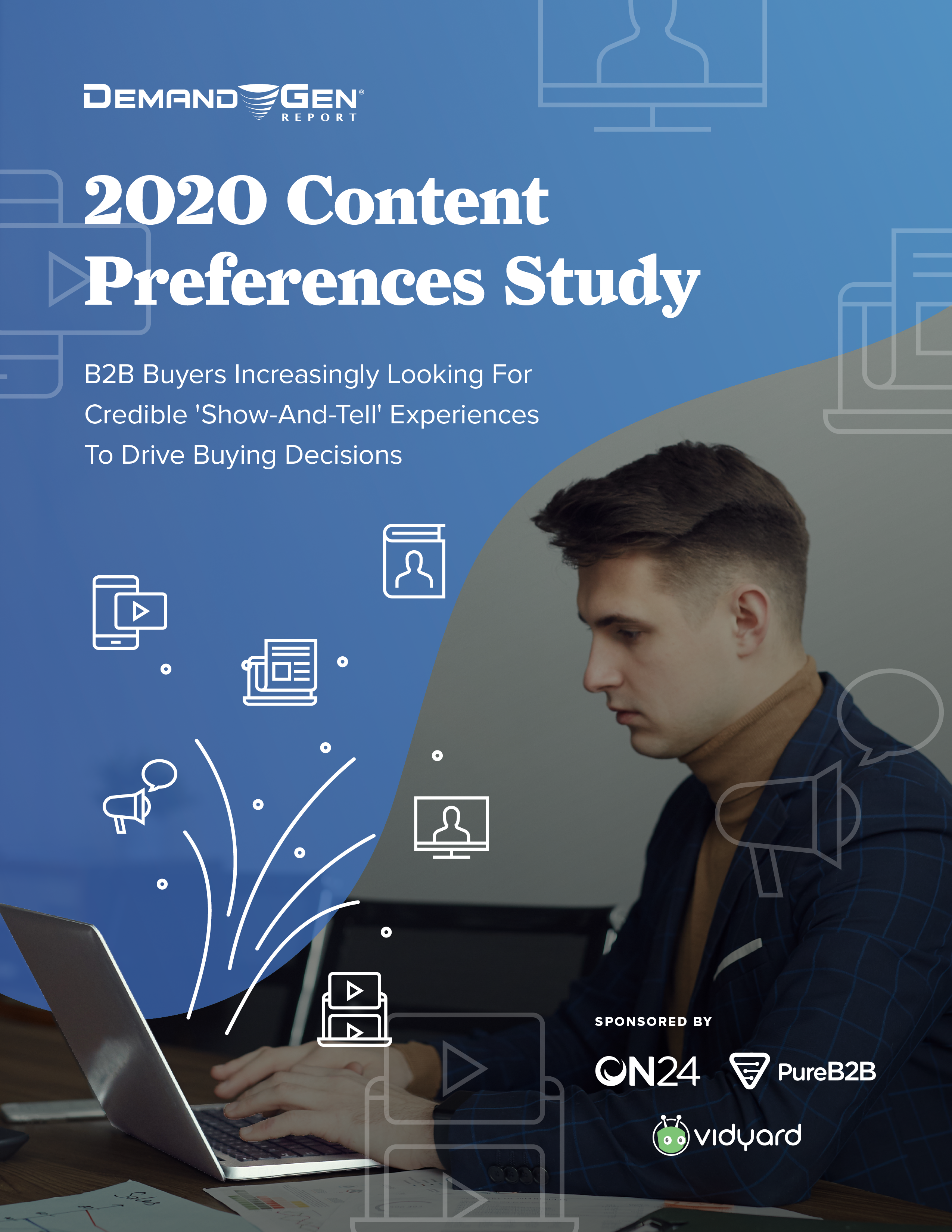 Video Tops List Of Preferred Content For Information-Hungry B2B Buyers