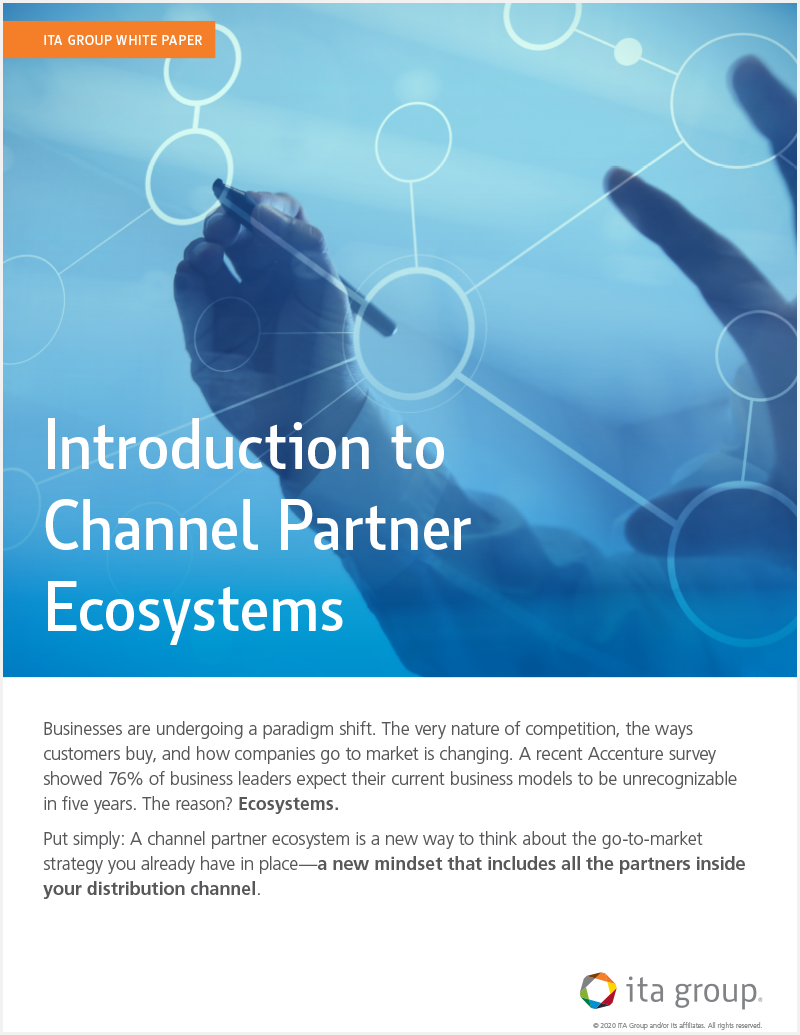 Introduction To Channel Partner Ecosystems