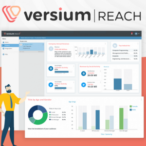 Versium Reach Enables Identity Matching To Build Data Enhanced Audiences