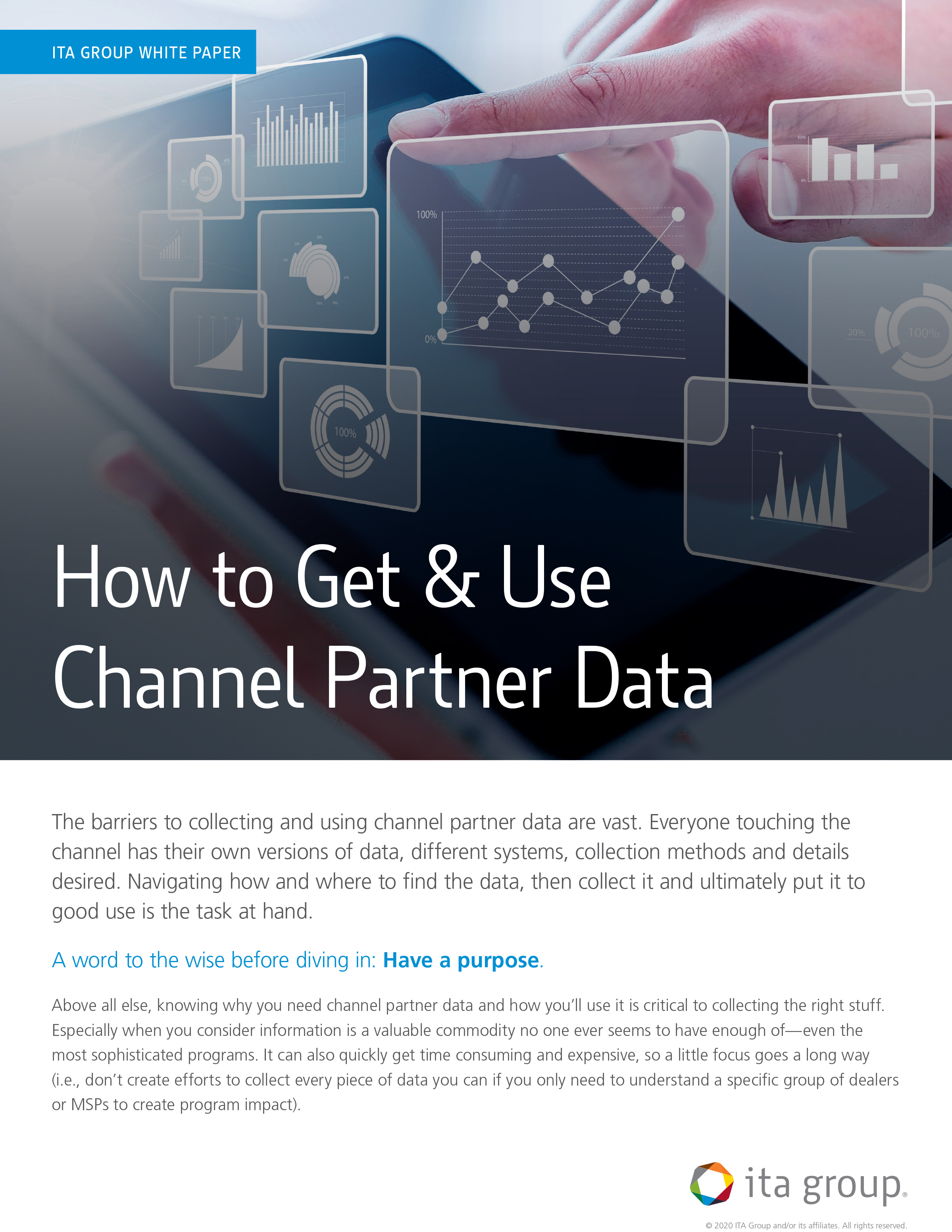 How To Get & Use Channel Partner Data